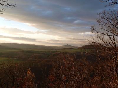 góry i pogórza sudetów