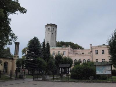 pałac królewski w mysłakowicach