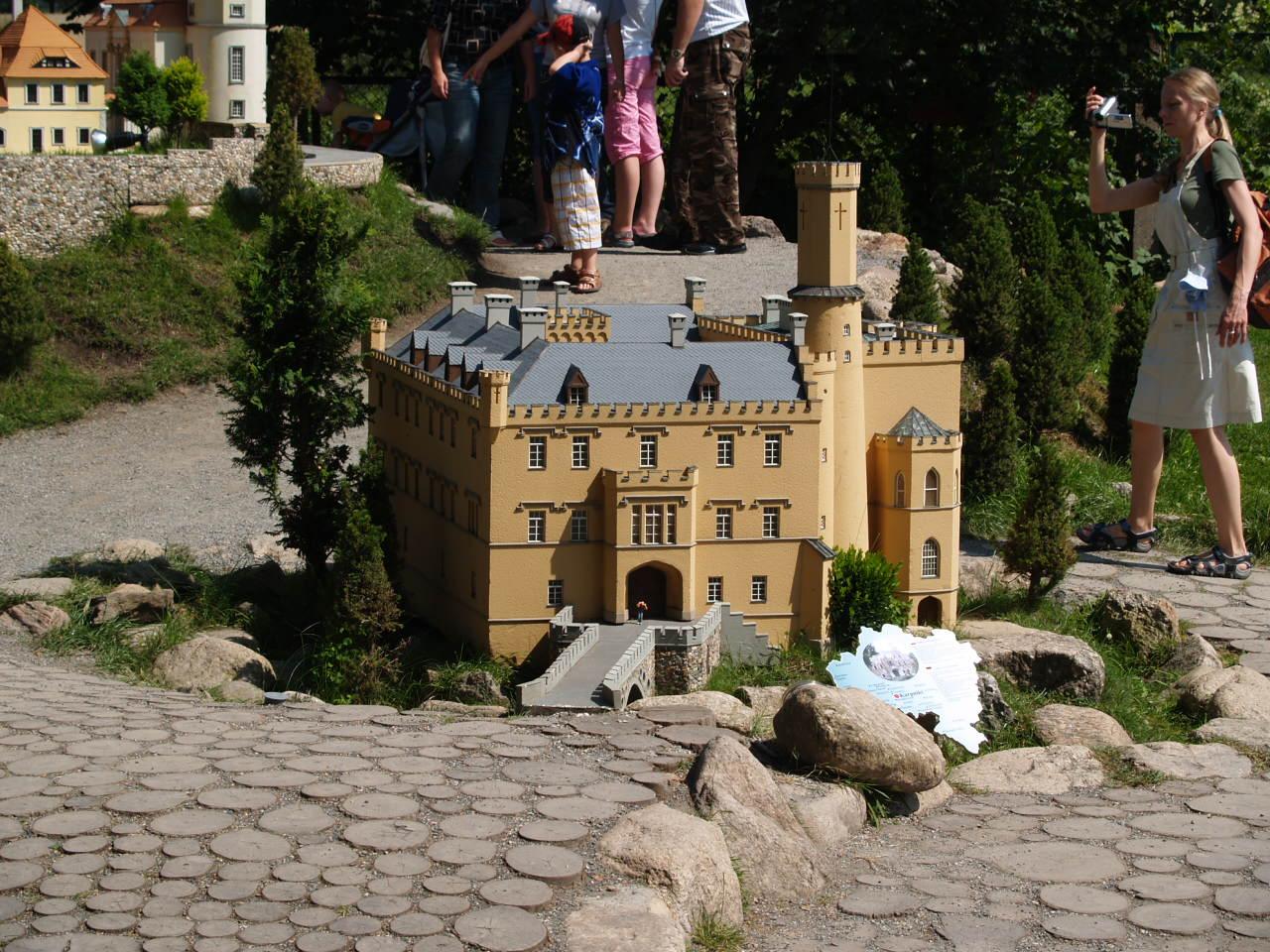 pałac w Karpniakach
