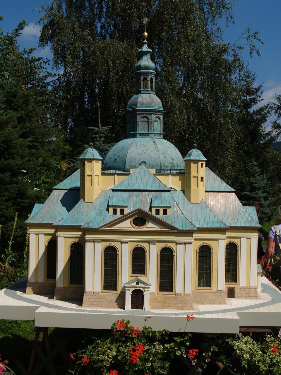 kościół pw. św. krzyża w jeleniej górze